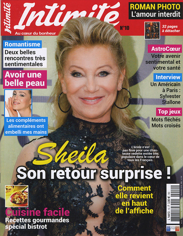 2016 08 17 sheila officiel